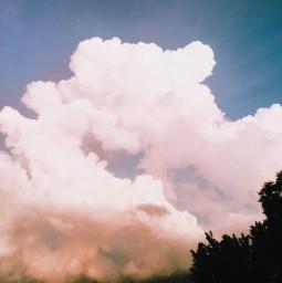 clouds sky saturday freetoedit