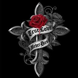 freetoedit trurelove tattoo