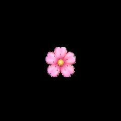 freetoedit flower emoji