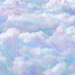 freetoedit clouds pastel trace background