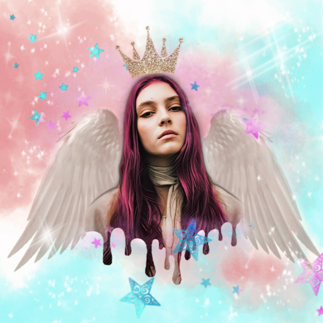 #Artistic #Replay #Dripp #Dripping #drippingeffect #drippeffect #Paint #Sparkle #Smoke #Wings #Crown #RemixMe #Sky #Crown #Pink #Blue #stars #freetoedit #Kawaii #CreateFromHome #StayInspired #PicsartEdit #Gold