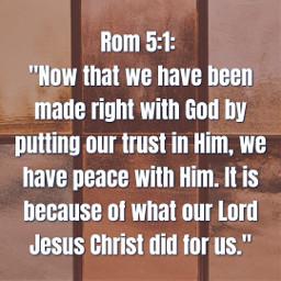 peace god jesus realpeople trust