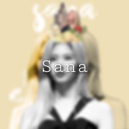 sana twice yellow yellowaesthetic ot9