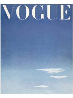 vintage vogue advertisement advertising magazine freetoedit