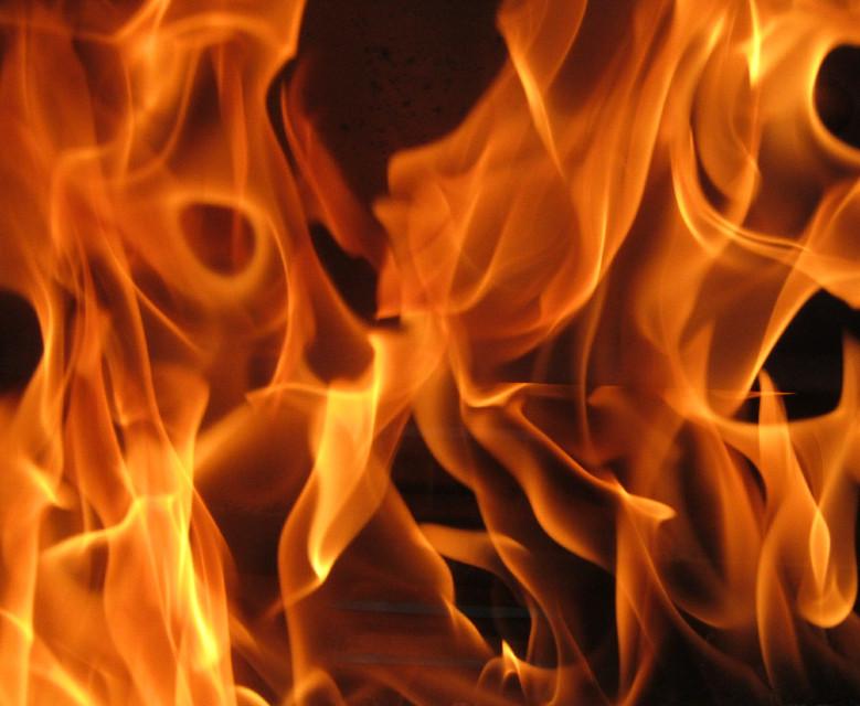 #freetoedit #fire #flames #myphoto #smoke #orange #interesting