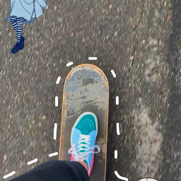 freetoedit beginner longboarding skateboarding learning