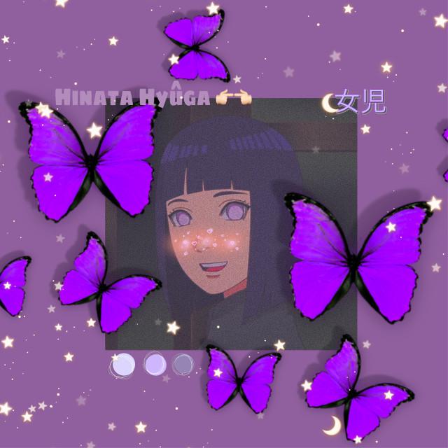 #freetoedit #hinata #hyuga #hinatahyuga #naruto #boruto #kawaii #purple #cute #shy