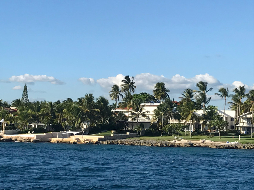 #nofilter #freetoedit #saunaisland #dominicanrepublic #summer #sea #palma #caribbean