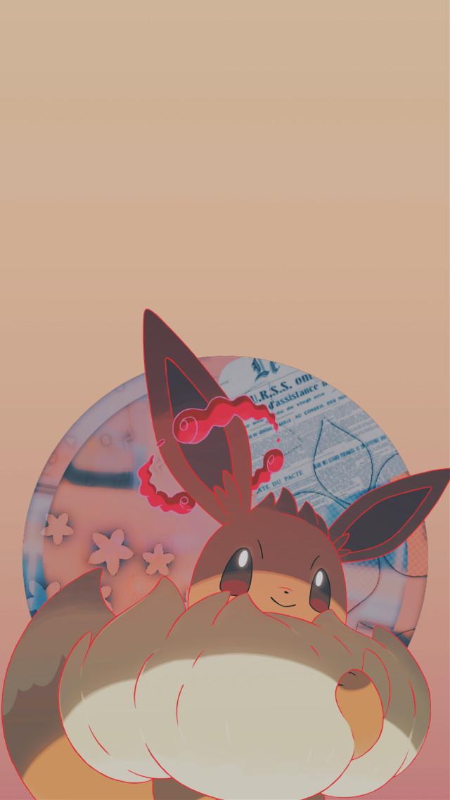 aesthetic gmax eevee wallpaper | #freetoedit #pokemon #pokemonswordandshield #swordandshield #eevee #aesthetic gigantamax #dynamax #gmax #wallpaper #phonewallpaper #ssk9edits