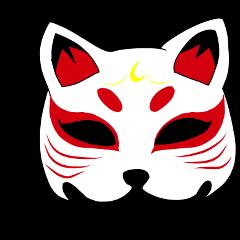 japan fox mask mascara japon freetoedit