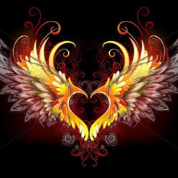 freetoedit llamas fire fuego alas