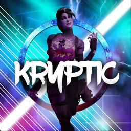 kryptic clan logo background darkbomber freetoedit