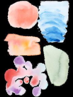freetoeditremix freetoedit brush watercolor stickers