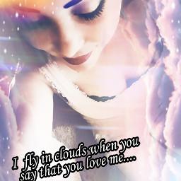 freetoedit iloveyou myangel
