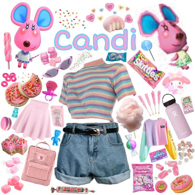 #freetoedit #animalcrossing #acnh #animalcrossingnewhorizons #animalcrossingnewleafwelcomeamiibo #pink #candy #sweets #aesthetic #outfit