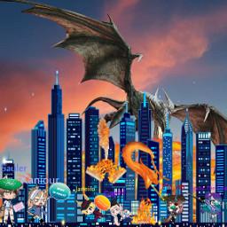 gacha dragon city freetoedit