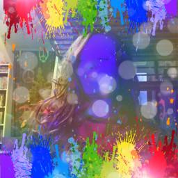 freetoedit rainbow rainbowmagiceffect