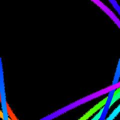 freetoedit rainbow rainbowaesthetic arcobaleno