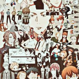 freetoedit givenanime given anime animeboys