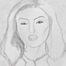 sketch draw drawing debbieharry blondie