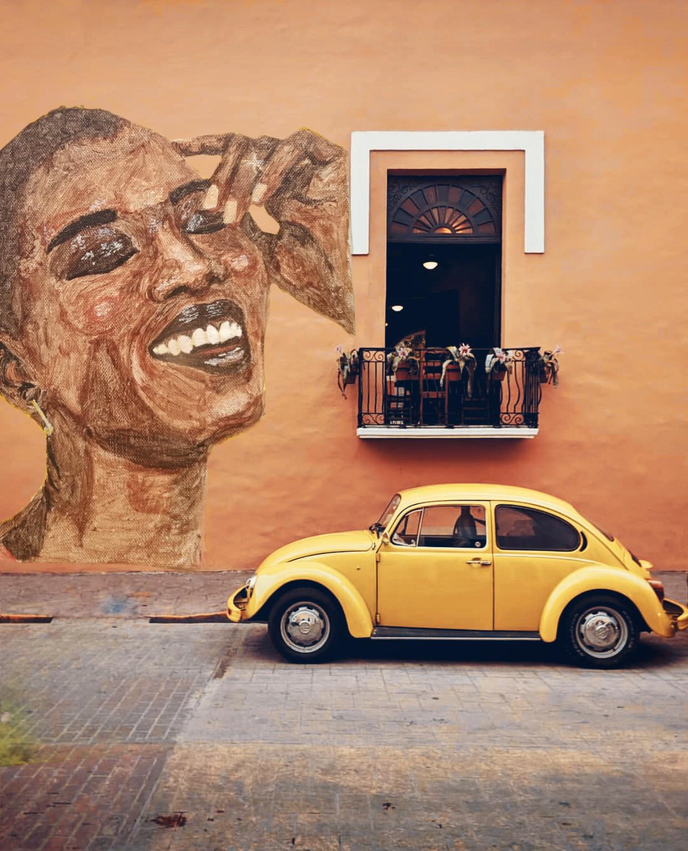 Premier collage #freetoedit #art #drawing #streetart #viral
