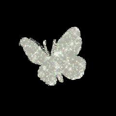 бабочка glitter easthetic эстетика freetoedit