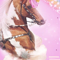 unicorn edit editedwithpicsart staypositive stayhome freetoedit