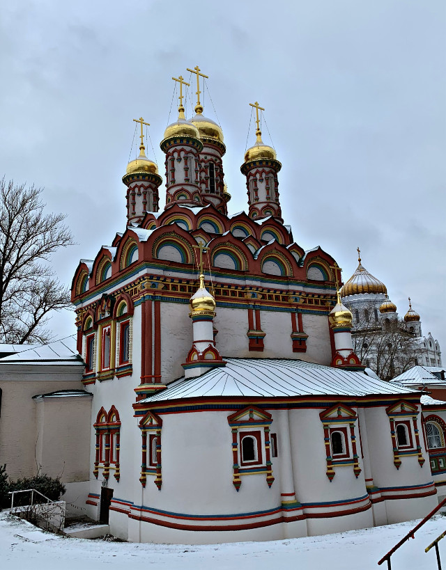 #freetoedit #moscow #russia #curch