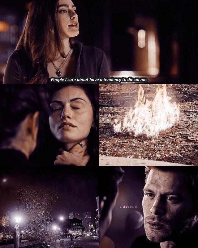 #hopemikaelson #klausmikaelson #haleymarshall #werewolf #witch #vampire #legacies #theoriginals #family #hybrid #tribrid