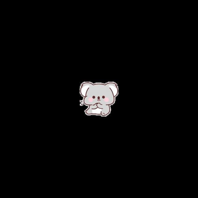 #cute #kawaii #soft #tiny #koala #freetoedit