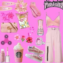 freetoedit pink color pinkaesthetic girlygirl