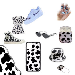 cow print freetoedit
