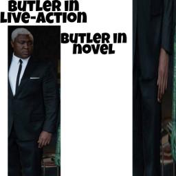 artemisfowl meme liveaction funny butler