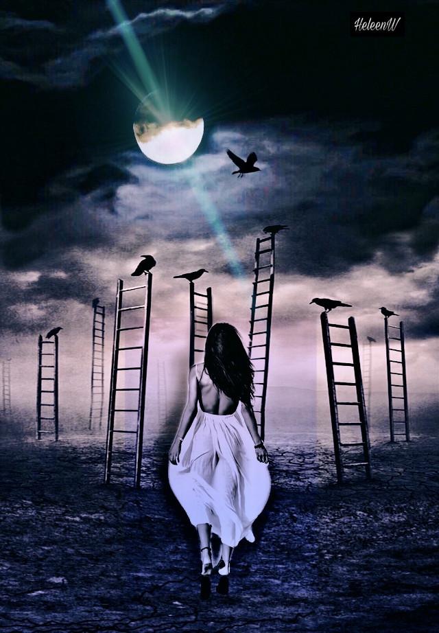 #fantasy #mystical #mystic #surreal #lady #myedit #myart #mystyle #madewithpicsart #becreative #interesting #digitalart #freetoedit