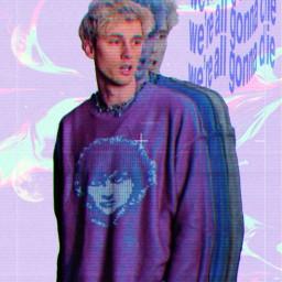 machinegunkelly mgk aesthetic replay yungblud freetoedit