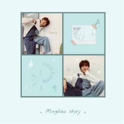 seventeen the8 minghao seventeenedit kpop freetoedit