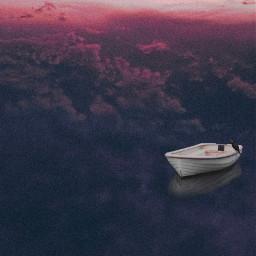 siwap lake river clouds art freetoedit
