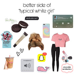niche weeklyaestheitcs typesofpeople whitegirl basic freetoedit