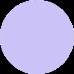 sticker periwinkle circle aesthetic freetoedit