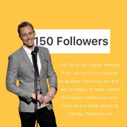 thankyou thanks ily 150followers yay freetoedit