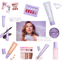 florencebymills milliebobbybrown skincare makeup myidolforever freetoedit