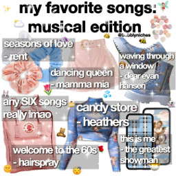 niche niches songs musical musicals freetoedit