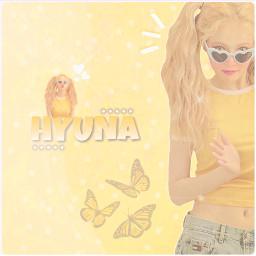 hyuna hyunaedit hyunakpop soloist kimhyuna