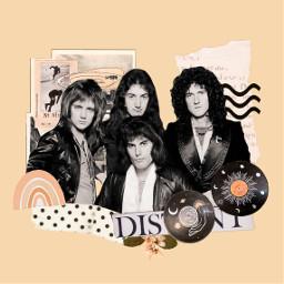 queen queenband freddiemercury music 70s freetoedit