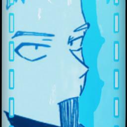 freetoedit pastelblue pastel natsuo anime