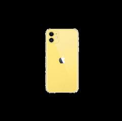 yellow iphone phone apple brand