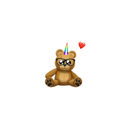 freetoedit bear iphonemoji cute love