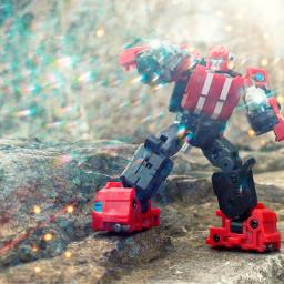 transformers cliffjumper minionemanarmy ironfactory toyphotography