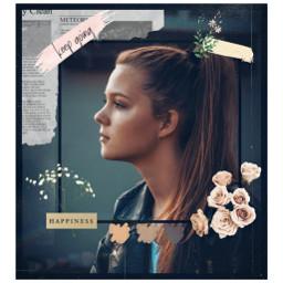 freetoedit girl marco srcflowerframe flowerframe