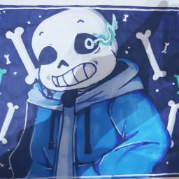 sans undertale bones skeleton sanstheskeleton